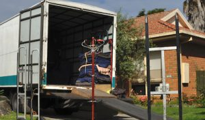 Moves and Rearrangement Service